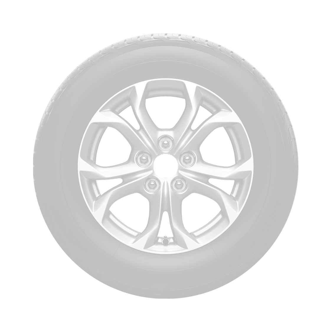 DAI Wheels Classic Gloss Black