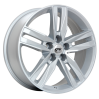 DAI Wheels Classic Metallic Silver