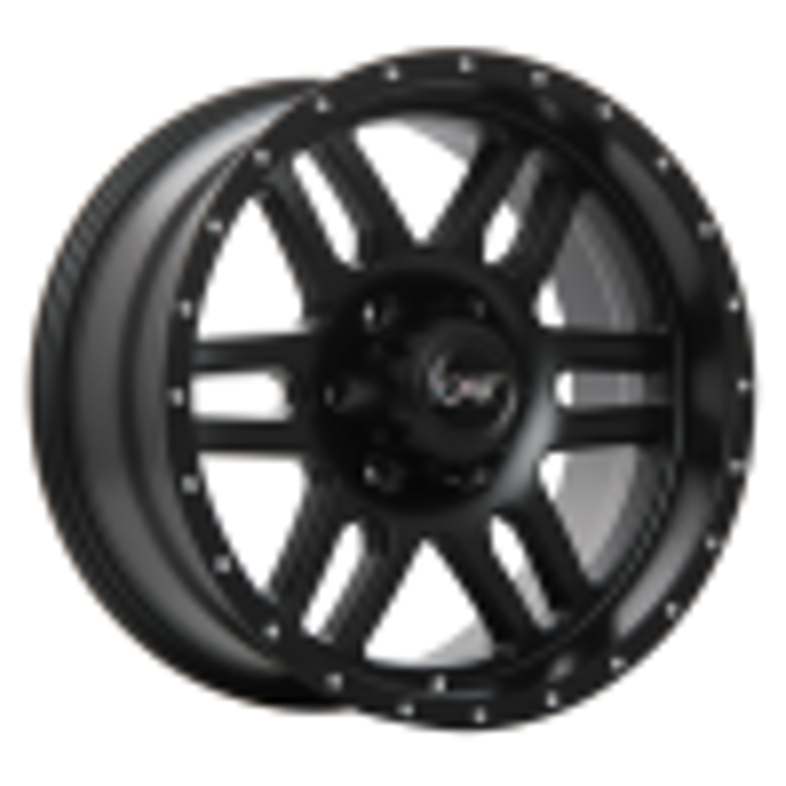 DAI Wheels Truck Satin Black