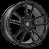 Ghost Wheels Gloss Black