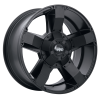 Ruffino Satin Black